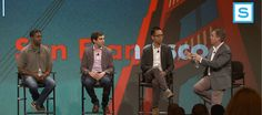 Three panelists discussed hybrid real estate business models at Inman Connect San Francisco -- Ben Kubic of Virgent Realty, Kartik Ramachandran of Xome and Eric Wu of Opendoor. What wisdom did they impart? Watch the video: