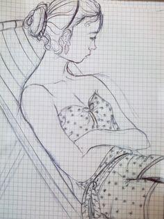 sketch..last summer