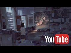 ArtStation - Youtube video 2 - Silent hill, Atey Ghailan