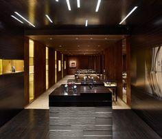 Hublot flagship store by Peter Marino, Tokyo