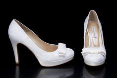 15518 278C (textil) zapatos de novia 2015 - Zapato - Ángel Alarcón