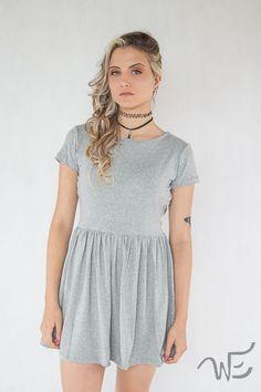 Vestido Mescla (c)