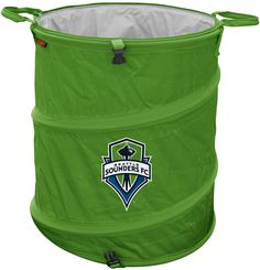MLS Seattle Sounders Collapsible 3-in-1 Cooler