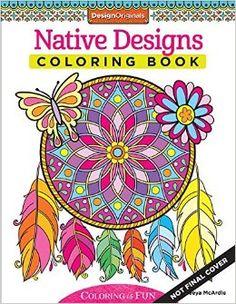 Free Spirit Coloring Book Activity Thaneeya McArdle 9781574219975 AmazonSmile
