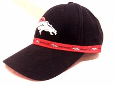 Denver Broncos Reebok Blue & Orange NFL Adjustable Baseball Cap Hat #Reebok #BaseballCap #DenverBroncos