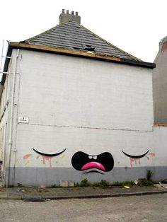 arte en las calles-arte callejero 3D-arte 3D