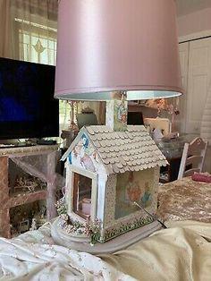 Peter Rabbit Dollhouse Lamp    eBay
