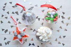 3 Diy faciles et rapides à faire avec des boules de Noël ! ♥ | Star in the grass
