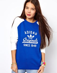 Adidas | Adidas Originals Sweatshirt