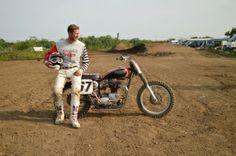 3May'14 Hell On Wheels in JAPAN / vintage motocross / buddy custom cycles hp