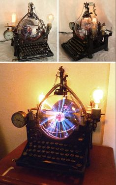 Steampunk Tendencies | The Victorian Steampunk Computer by Dr. Avius Anakron and the Steampunk mountain crafters http://www.steampunktendencies.com/post/74962976873/ New Group : Come to share, promote your art, your event, meet new people, crafters, artists, performers.. https://www.facebook.com/groups/steampunktendencies