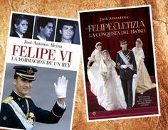Madrid y España se engalanan para coronar al nuevo Rey de España, Felipe VI. Aquí os recomendamos dos libros imprescindibles al respecto del mismo.