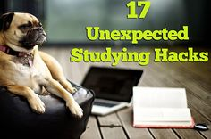 17 Unexpected #Studying #Hacks. So no matter how hard you try, you're still having trouble studying. Here are some helpful #tips that will train your brain into retaining information better