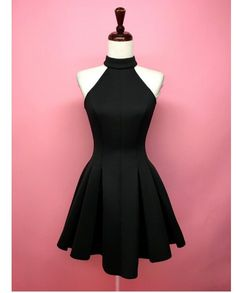 Vestido corto negro - Vestido corto negro Source by beinkerlarak - Cute Prom Dresses, Dresses For Teens, Dance Dresses, Ball Dresses, Pretty Dresses, Beautiful Dresses, Black Homecoming Dresses, Teen Fashion Outfits, Mode Outfits
