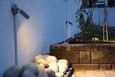 Hedda's: Pihavalaistus kuntoon Alppila-spottivalaisin Pathways, Outdoor Lighting, Garden, Plants, Garten, Paths, Exterior Lighting, Lawn And Garden, Gardens