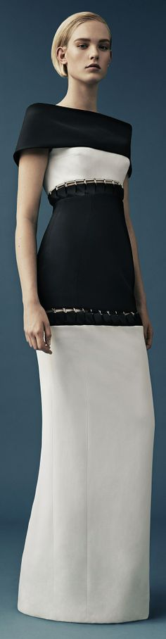 Mugler Resort 2015 women fashion outfit clothing style apparel @roressclothes closet ideas