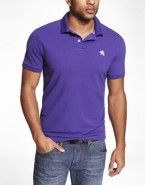 Exp. Modern Fit Small Lion Pique Polo