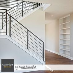 Exceptional Weu0027ve Read Between The Lines, And This Staircase Has Some Serious  Sophistication.