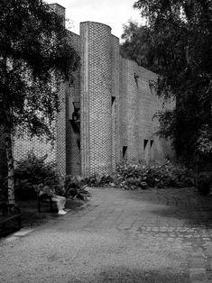 Sigurd Lewerentz - St. Marks, Björkhagen, 1956