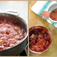 Vanilla Jam With Apricots Recipe