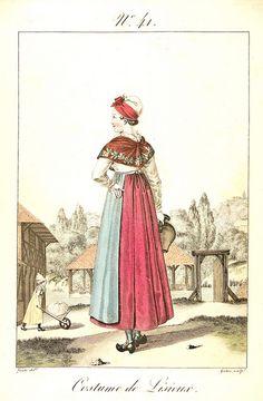 Costume de Lisieux. (No. 41)