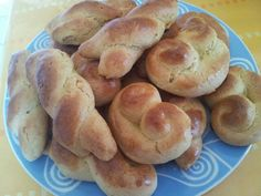 My Greek Easter buiscits!