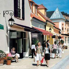 La Vallée Village, pueblo-outlet de grandes marcas cerca de París | DolceCity.com