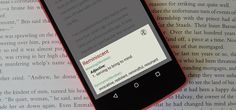 Add a Pop-Up Dictionary to Any Android App for Quick & Easy Word Definitions | Drippler - Apps, Games, News, Updates & Accessories