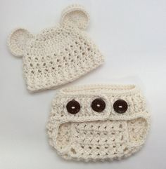 Hey, I found this really awesome Etsy listing at https://www.etsy.com/listing/479662463/newborn-diaper-cover-bear-hat-crochet