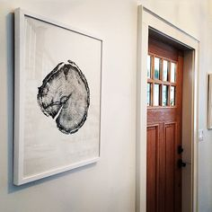 Original pieces of art. Not copies. by LintonArt on Etsy #lintonart #treeringprints #Treelovers #interiorart #hotelart #apartmenttherapy #Officedesign #giftsforhim #giftsforher #etsyseller #bungalowdesign #bungalowhome #entryway #artforthehome