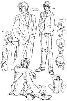 tumblr_mnm6xaHuBZ1r3oltco2_400.gif (399×600) Final Fantasy VII: Vincent Valentine(Turk)