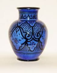 morocan ceramic vessels