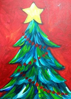 Decorate an Xmas Tree from Merlot2Masterpiece - really pretty color combo.