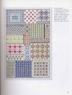 Gallery.ru / Фото #18 - B.3._Lesley Wilkins - Beginner's Guide to Blackwork - Nice-Nata-san