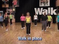 Leslie Sansone - Walk at Home - Mini Walks - 1 Mile Gentle Walk (20 min)