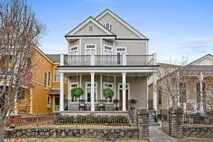 SOLD! 5023 Constance Street, New Orleans, LA $700,000 Uptown, 4 Bedroom/ 3.5 Bath Single Family Home, New Orleans Real Estate