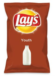 Wouldn't Youth be yummy as a chip? Lay's Do Us A Flavor is back, and the search is on for the yummiest flavor idea. Create a flavor, choose a chip and you could win $1 million! https://www.dousaflavor.com See Rules.