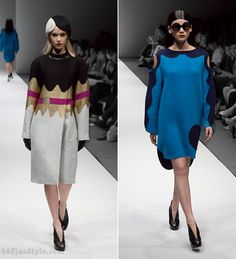 What creation would you wear from the Tsumori Chisato Fall 2013 collection?