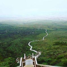 Cuilcagh Legnabrocky Trail, Co. Fermanagh. : ireland