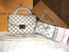 Riches Galore Bags My Bags, Louis Vuitton Damier, Pattern, Fashion, Home, Moda, Fashion Styles, Patterns, Fasion