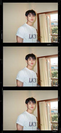 Seventeen Album, Mingyu Seventeen, Home Lock Screen, Kim Min Gyu, Choi Hansol, Won Woo, Pledis 17, Pledis Entertainment, Happy Fun