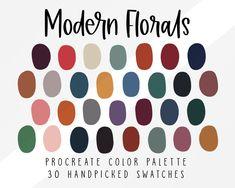 Fall Color Palette, Colour Pallette, Pastel Color Palettes, Color Palate, Ipad Art, App Ipad, Color Schemes, Color Combos, Color Trends