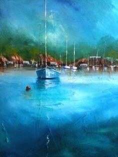 Judy Waters   Blanc Canvas Studios