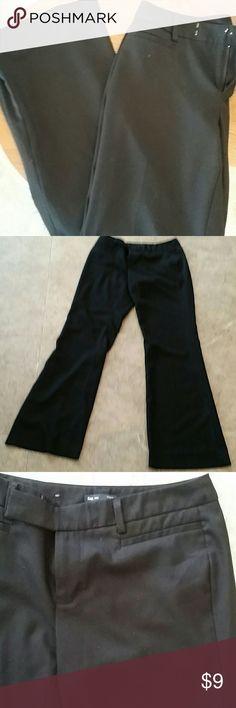💗saleGap dress pants Gap dress pants . Black. Modern boot. Size 4r GAP Pants