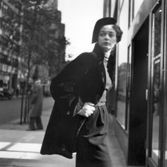 Gordon Parks, Maximilian Alaska Seal Fur Fashion, New York, New York, 1948 Gordon Parks, Fur Fashion, Fashion Editor, Fashion Shoot, Fashion Books, Fashion Essay, Fashion History, Park Photography, Fashion Photography