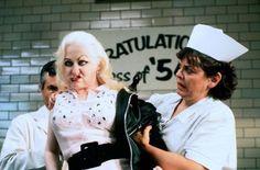 Kim McGuire as Mona Malnorowski / Hatchet-Face, #crybaby