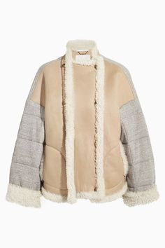 Chloé, 198 500 руб., tsum.ru, Дутые стеганые куртки — незаменимая вещь надвигающейся осенью