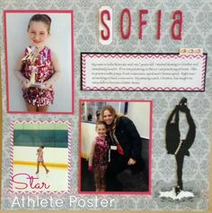 Star Athlete Poster {how to}