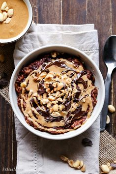 18 Delicious Ways To Eat Peanut Butter And Chocolate For Breakfast