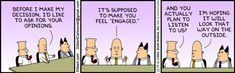 "Dilbert:  Giving ""Engagement"" A Bad Name"
